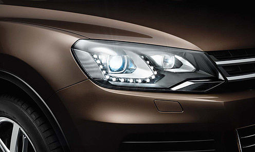 Bi-Xenon Headlights